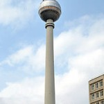 Berliner Fernsehturm - Copyright by Wikipedia/Taxiarchos228